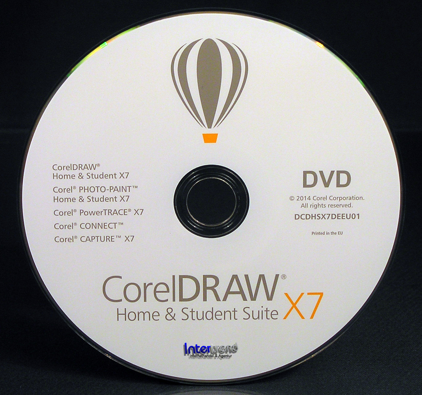 Corel Draw Home Student Suite X Deutsch