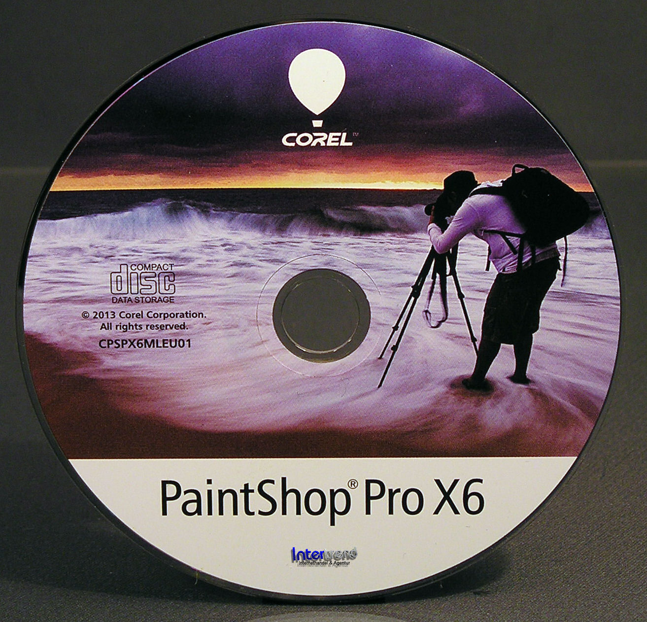 corel paintshop pro x6 ultimate vollversion box cd handbuch pdf ovp neu ebay. Black Bedroom Furniture Sets. Home Design Ideas