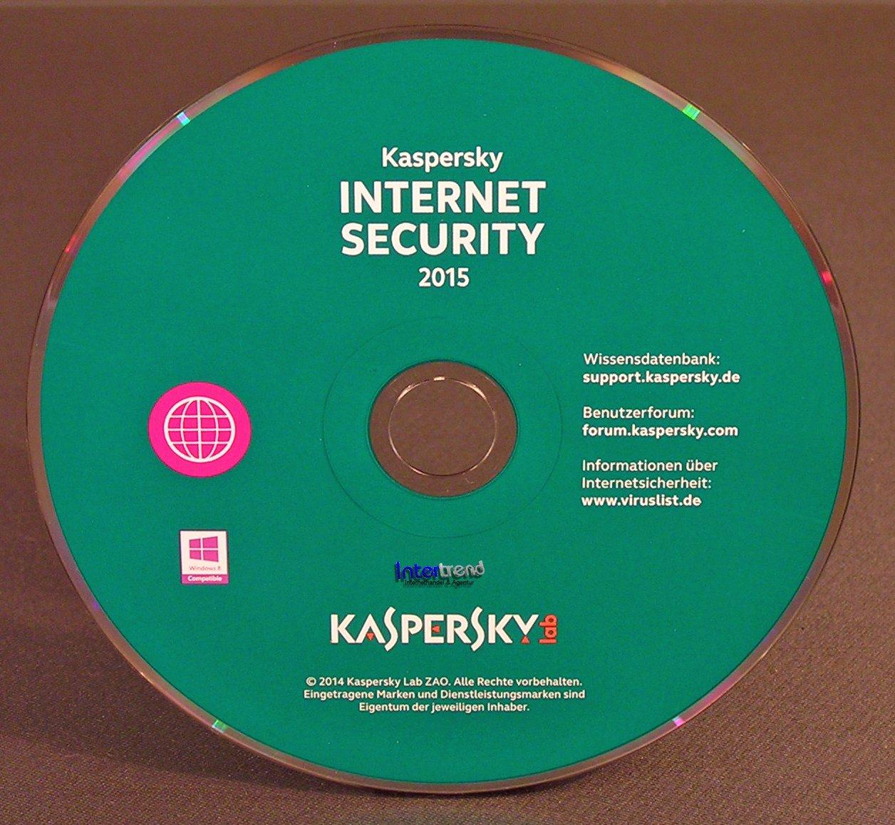 kaspersky internet security 2015 upgrade 3 pc cd handbuch. Black Bedroom Furniture Sets. Home Design Ideas