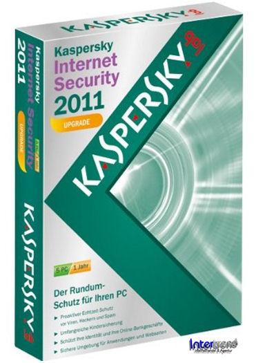 kaspersky internet security 2011 upgrade 3 pc 2 jahre ebay. Black Bedroom Furniture Sets. Home Design Ideas
