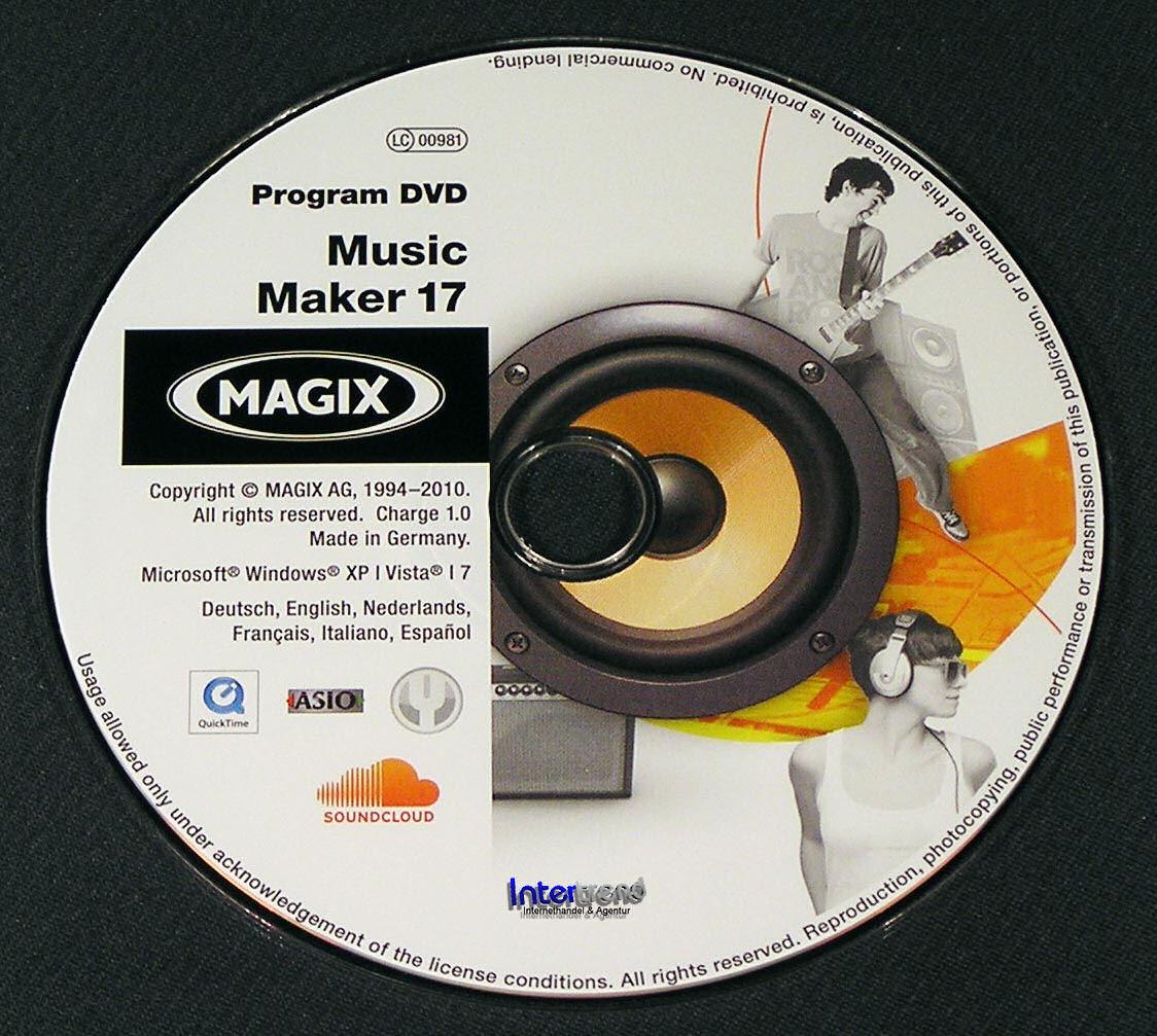Magix music maker 14 producer ed. v d 13.0.2.1 full