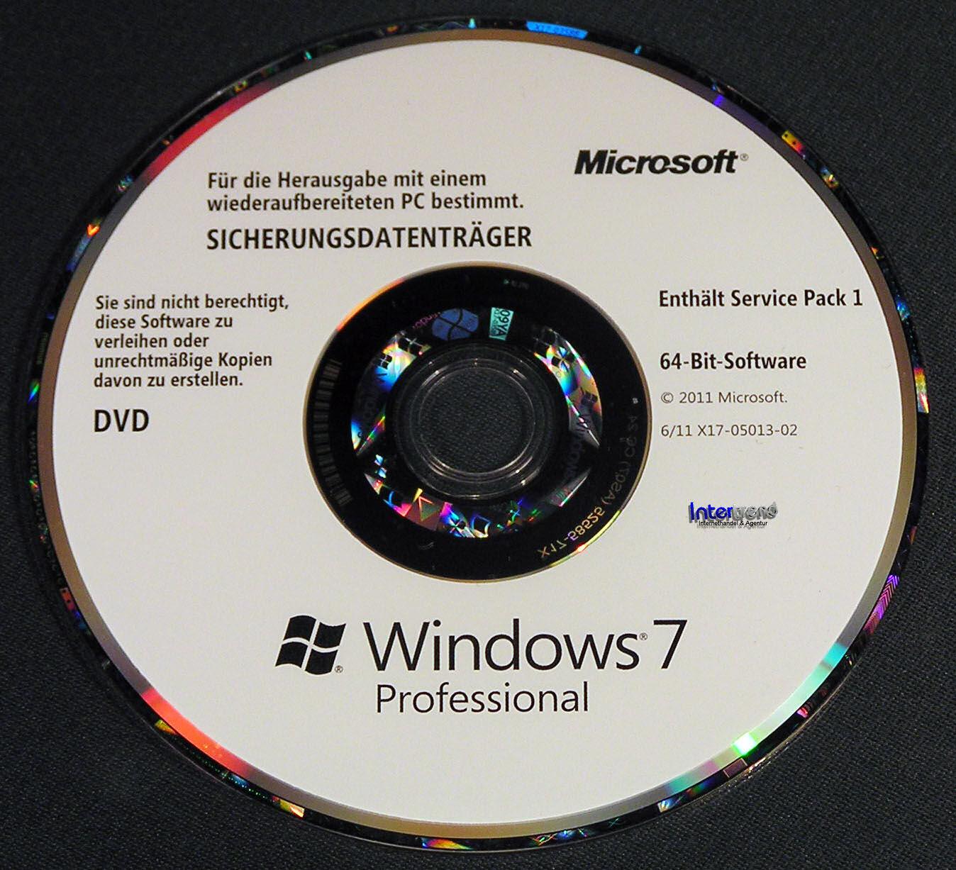 Windows 7 Editionen auf einen Blick___