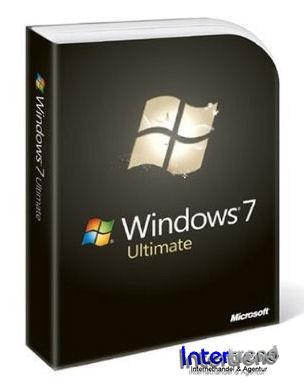 Microsoft Windows 7 Ultimate 32-Bit Vollversion SB + SP1 Deutsch OVP