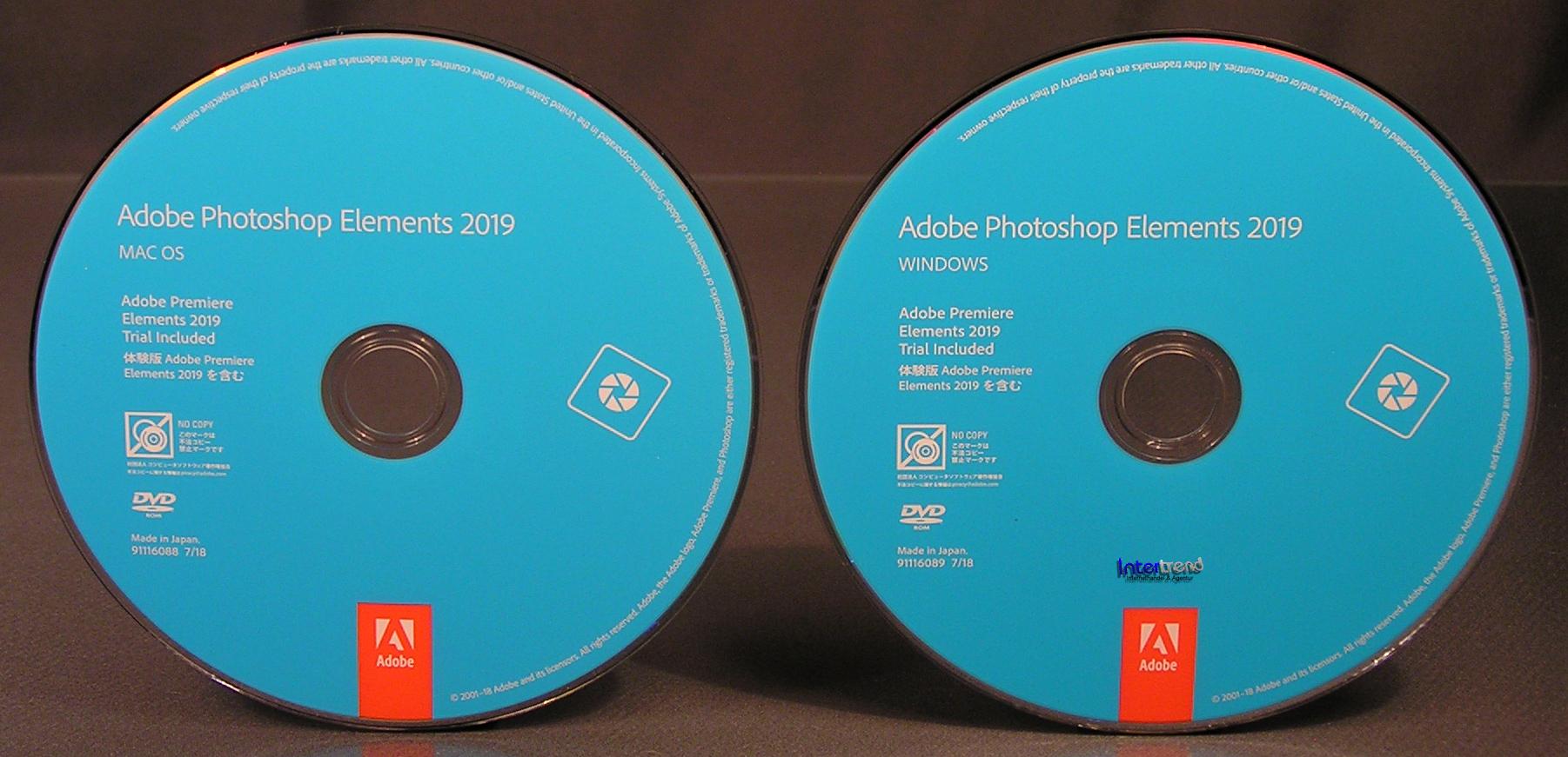 Details Zu Adobe Photoshop Elements 2019 Vollversion Box Dvd Winmac Anleitung Ovp Neu